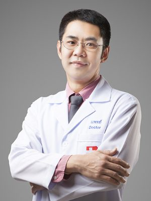 Dr. Thanit Pattaraporncharoen